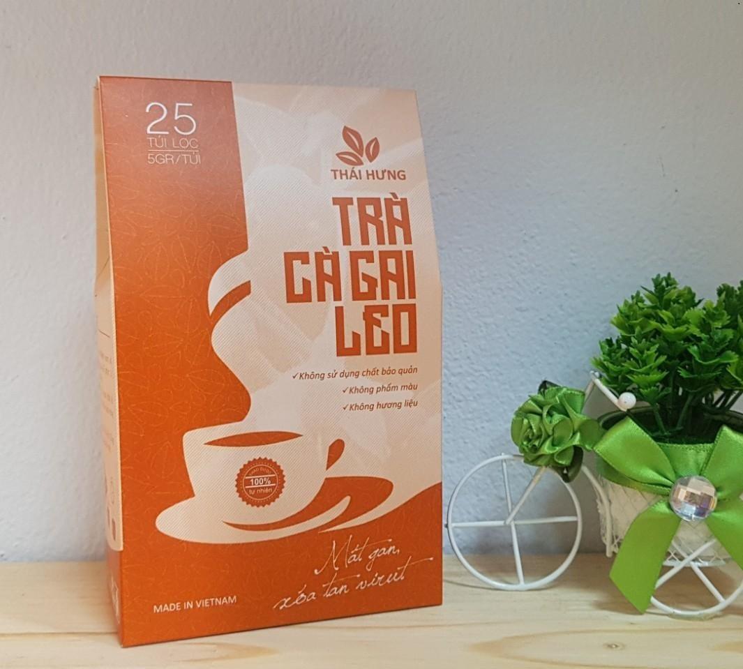 Phân biệt 3 loại trà cà gai leo Thái Hưng