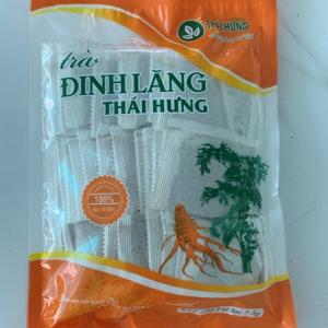Trà Đinh lăng bịch 50 túi lọc 5g (giúp trị chứng mất ngủ, giúp an thần)